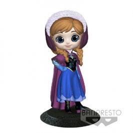 Figura Q-Posket Disney Frozen (Anna) 14cm