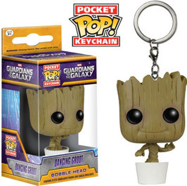 LLAVERO POCKET POP! DANCING GROOT