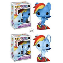 FIGURA POP! MY LITTLE PONY (RAINWOB DASH SEA PONY)