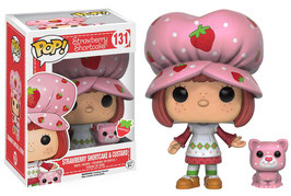 FIGURA POP! TARTA DE FRESA - STRAWBERRY SHORTCAKE & CUSTARD