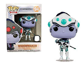 FIGURA POP! OVERWATCH (WIDOWMAKER LC EXCLUSIVE)