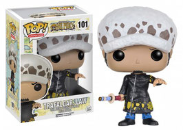 FIGURA POP! ONE PIECE (TRAFALGAR LAW)