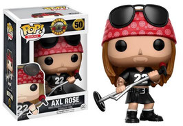 FIGURA POP! GUNS N ROSES (AXL ROSE) nº50