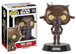 FIGURA POP! STAR WARS (ME-809) nº113