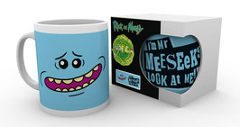 TAZA RICK Y MORTY (MR. MEESEEKS)