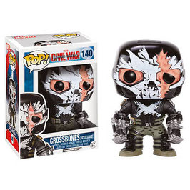 FIGURA POP! CROSSBONES (BATTLE DAMAGE) nº140