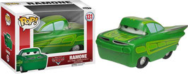 FIGURA POP! CARS (RAMONE) EXCLUSIVA Nº131