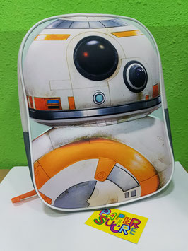MOCHILA STAR WARS (BB-8)