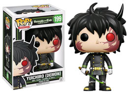 FIGURA POP! SERAPH OF THE END (YUICHIRO DEMON) nº199