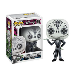 FIGURA POP! JACK SKELLINGTON (DAY OF THE DEAD) nº69