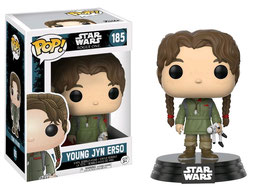 FIGURA POP! STAR WARS (YOUNG JYN ERSO)