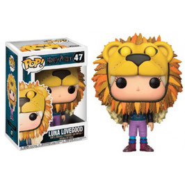 FIGURA POP! HARRY POTTER (LUNA LOVEGOOD LION HEAD)