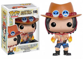 FIGURA POP! ONE PIECE (PORTGAS D. ACE)