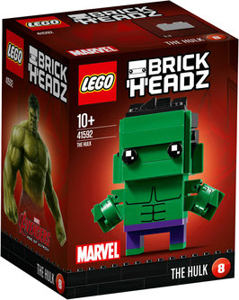 LEGO BRICK HEADZ THE HULK 41592