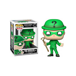 FIGURA POP! BATMAN FOREVER ( THE RIDDLER)