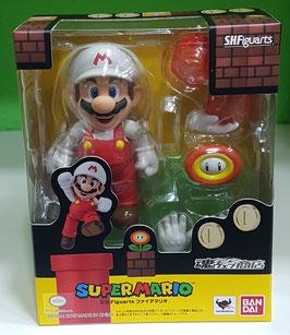 DIORAMA SUPER MARIO FIRE S.H.FIGUARTS