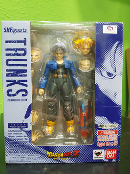 SHFIGUARTS DRAGON BALL Z (TRUNKS -PREMIUM COLOR EDITION-)