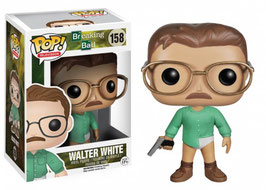FIGURA POP! BREAKING BAD (WALTER WHITE) Nº158