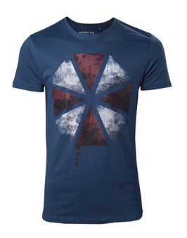 CAMISETA UMBRELLA RESIDENT EVIL