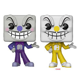 FIGURA POP! CUPHEAD (KING DICE)