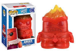 FIGURA POP! DEL REVÉS (ANGER RED CRYSTAL)