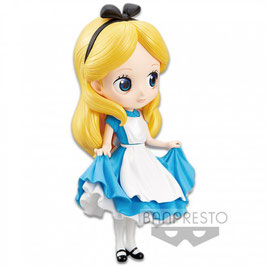 Figura Q-Posket Disney Alice in Wonderdland (Alice) 14cm