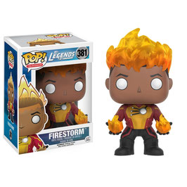 FIGURA POP! DC LEGENDS OF TOMORROW (FIRESTORM)