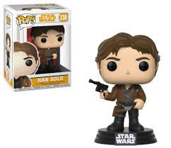 FIGURA POP! STAR WARS HAN SOLO (HAN SOLO)