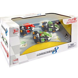 MARIO KART 8 - PACK 3 VEHICULOS PULL&SPEED