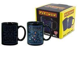 TAZA PAC-MAN SENSITIVA AL CALOR