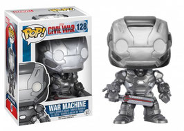 FIGURA POP! WAR MACHINE (CIVIL WAR) Nº128