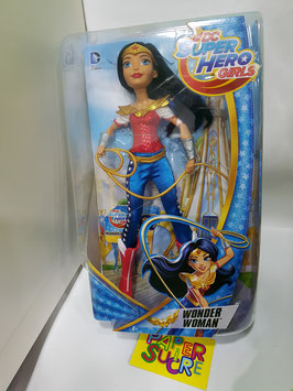 MUÑECA DC SUPER HERO GIRLS BLISTER (WONDER WOMAN)