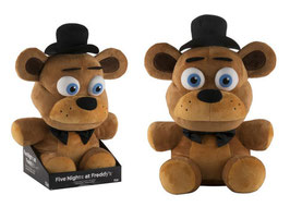 PELUCHE FUNKO FIVE NIGHTS AT FREDDY'S (FREDDY) 40CM