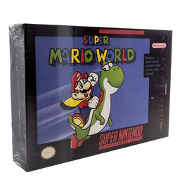 LÁMPARA SUPER NINTENDO - SUPER MARIO WORLD 30CM