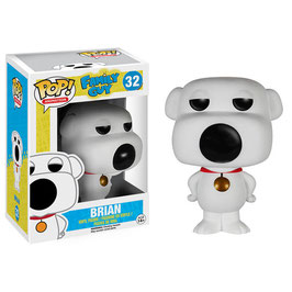FIGURA POP! FAMILY GUY (BRIAN) nº32