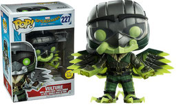 FIGURA POP! SPIDER-MAN HOMECOMING (VULTURE GLOW IN THE DARK) nº227