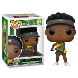 FIGURA POP! TENNIS ( VENUS WILLIAMS ) Nº01