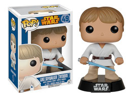 "FIGURA POP! STAR WARS (LUKE SKYWALKER ""TATOOINE"")"
