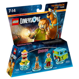 LEGO DIMENSIONS 71206 SCOOBY-DOO! (TEAM PACK)