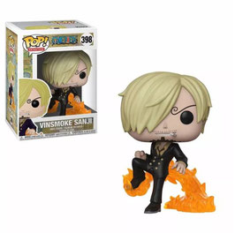 FIGURA POP! ONE PIECE (VINSMOKE SANJI)