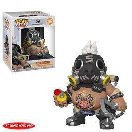 FIGURA POP! OVERWATCH (ROADHOG)