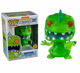 FIGURA POP! RUGRATS (REPTAR GLOW IN THE DARK)