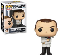 FIGURA POP! 007 (JAMES BOND FROM GOLDFINGER)