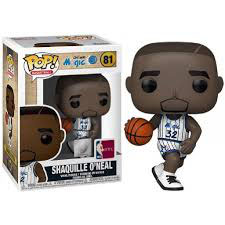 FIGURA POP! NBA ORLANDO MAGIC (SHAQUILLE O'NEAL)Nº81