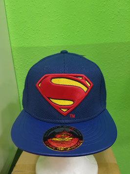 GORRA SUPERMAN VS BATMAN DAWN OF JUSTICE BÉISBOL