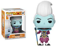 FIGURA POP! DRAGON BALL SUPER (WHIS)