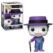 FIGURA POP! BATMAN (JOKER BATMAN 1989) Nº337