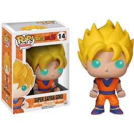 FIGURA POP! DRAGON BALL (SUPER SAIYAN GOKU) nº14