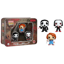 POCKET POP! HORROR (PACK 3)