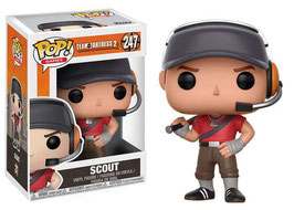 FIGURA POP! TEAM FORTRESS 2 (SCOUT)